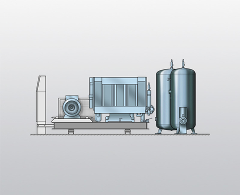Horizontal unit concept, G-series