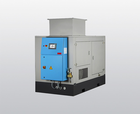 BAUER E 22 Super Silent (sound-insulated) high-pressure compressor